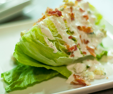 Wedge Salad Mobile Image